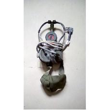 WIRELESS SET HEADSET MICROPHONE ASSY CW 3 PIN SOCKET HARNESS